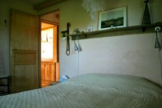Huisje huren Frankrijk slaapkamer